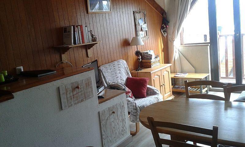 Salón - Apartamento en alquiler de temporada en Les Angles - 325446826