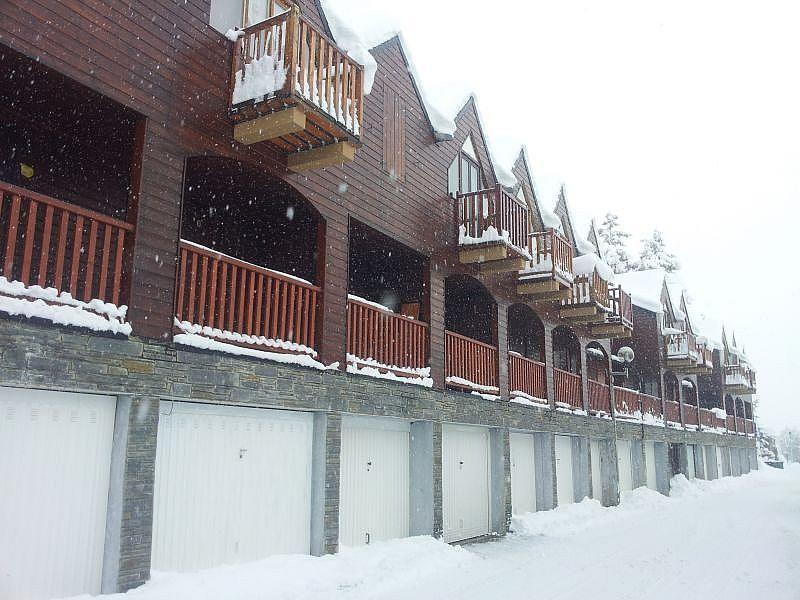 Vistas exteriores del alojamiento - Apartamento en alquiler de temporada en Les Angles - 325446838