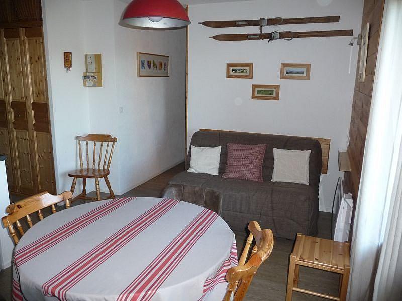 Sala de estar - Apartamento en alquiler de temporada en Bagnères-de-Luchon - 261110566