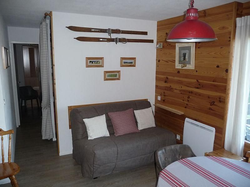 Sala de estar - Apartamento en alquiler de temporada en Bagnères-de-Luchon - 261110569