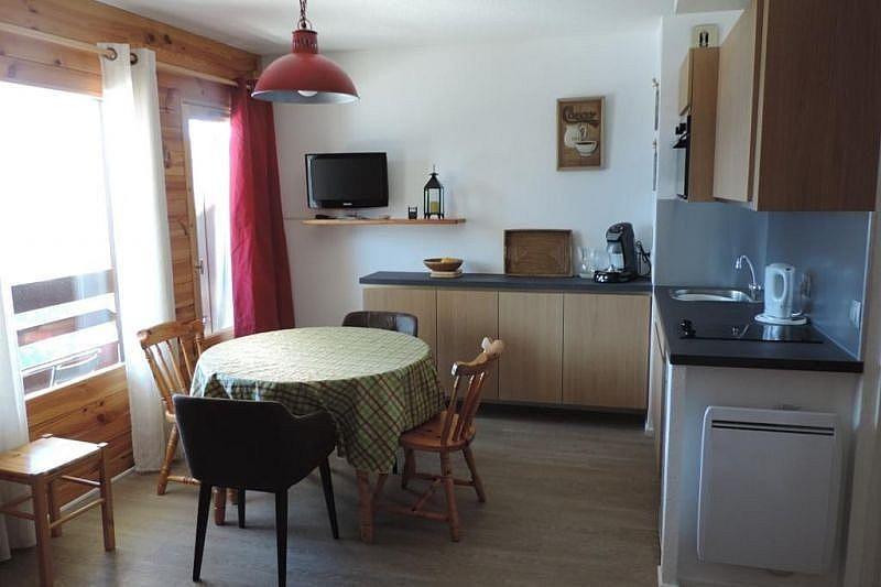 Sala de estar - Apartamento en alquiler de temporada en Bagnères-de-Luchon - 261110572