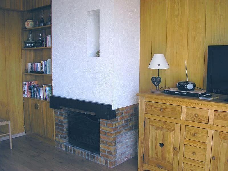Salón - Apartamento en alquiler de temporada en Font-Romeu-Odeillo-Via - 263762674