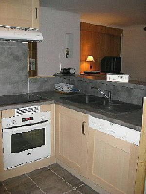 Cocina americana - Apartamento en alquiler de temporada en Font-Romeu-Odeillo-Via - 263762680