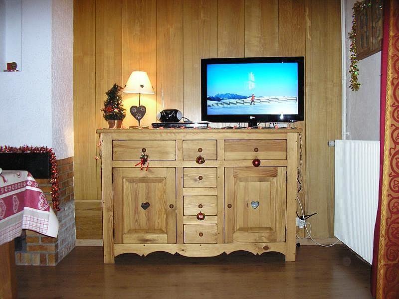 Comedor - Apartamento en alquiler de temporada en Font-Romeu-Odeillo-Via - 263762683