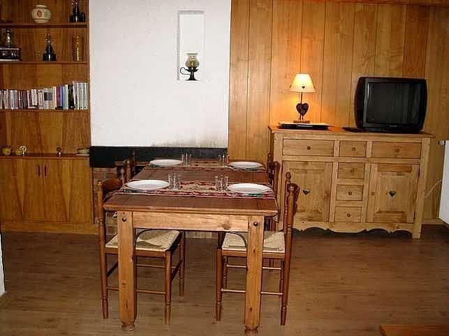 Comedor - Apartamento en alquiler de temporada en Font-Romeu-Odeillo-Via - 263762686
