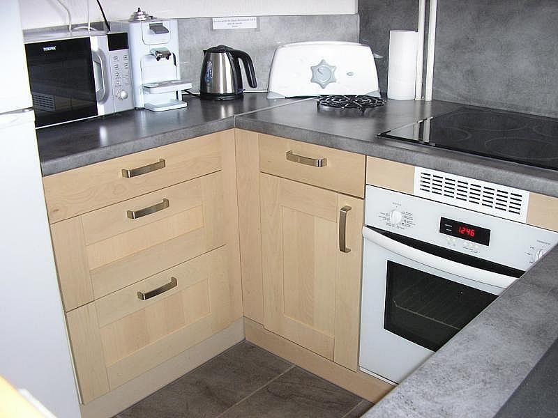 Cocina americana - Apartamento en alquiler de temporada en Font-Romeu-Odeillo-Via - 263762689