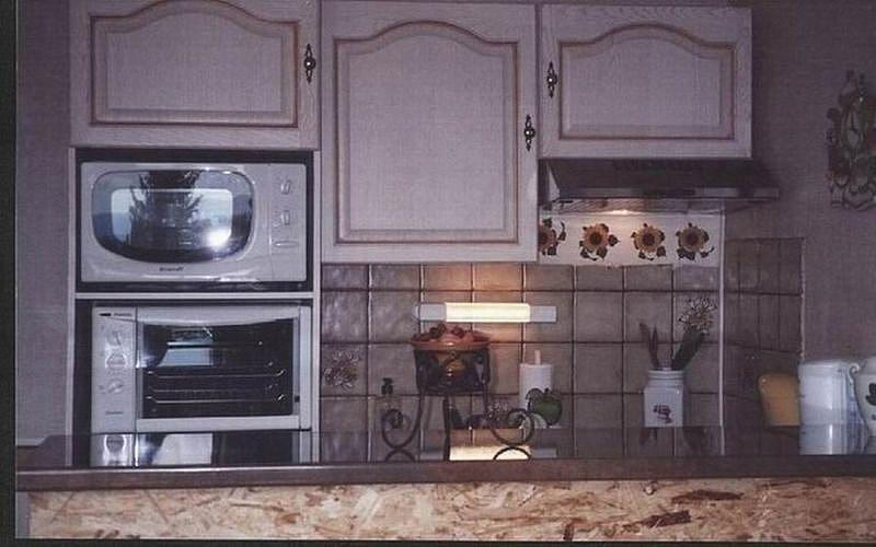 Cocina americana - Apartamento en alquiler de temporada en Font-Romeu-Odeillo-Via - 259044548
