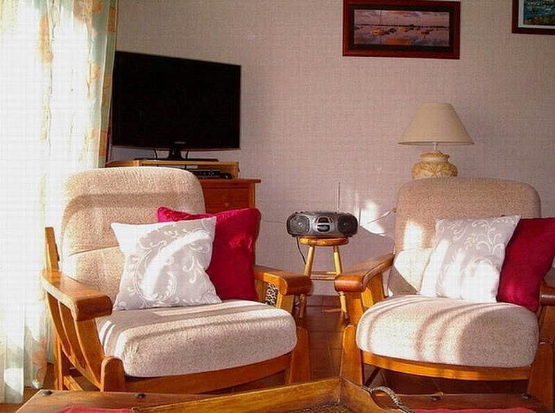 Salón - Apartamento en alquiler de temporada en Font-Romeu-Odeillo-Via - 259044590