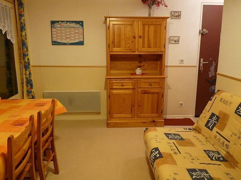 Sala de estar - Apartamento en alquiler de temporada en Bagnères-de-Luchon - 271363321