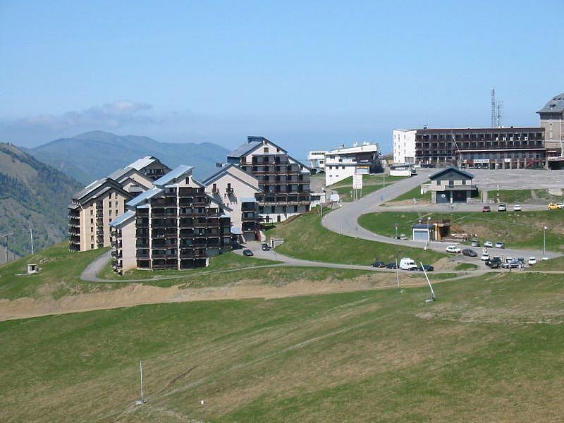 Vistas exteriores del alojamiento - Apartamento en alquiler de temporada en Bagnères-de-Luchon - 271363336