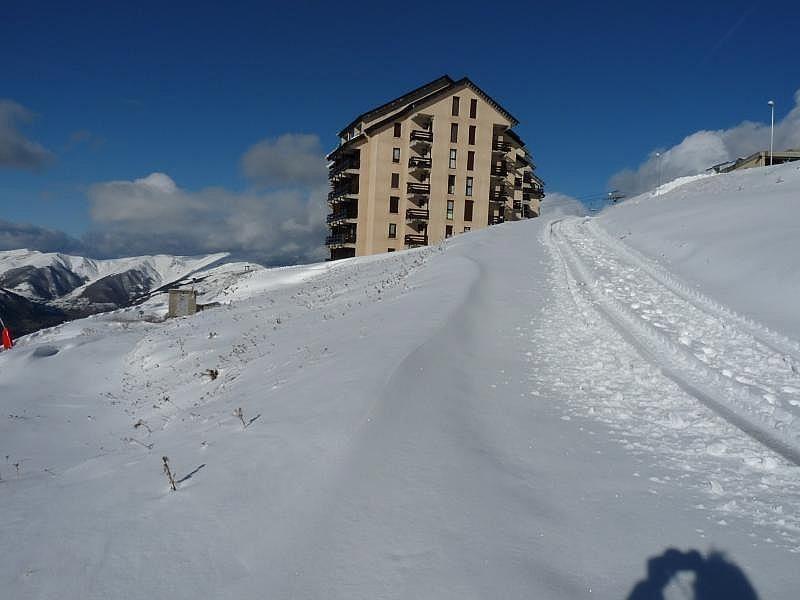 Vistas exteriores del alojamiento - Apartamento en alquiler de temporada en Bagnères-de-Luchon - 271363339
