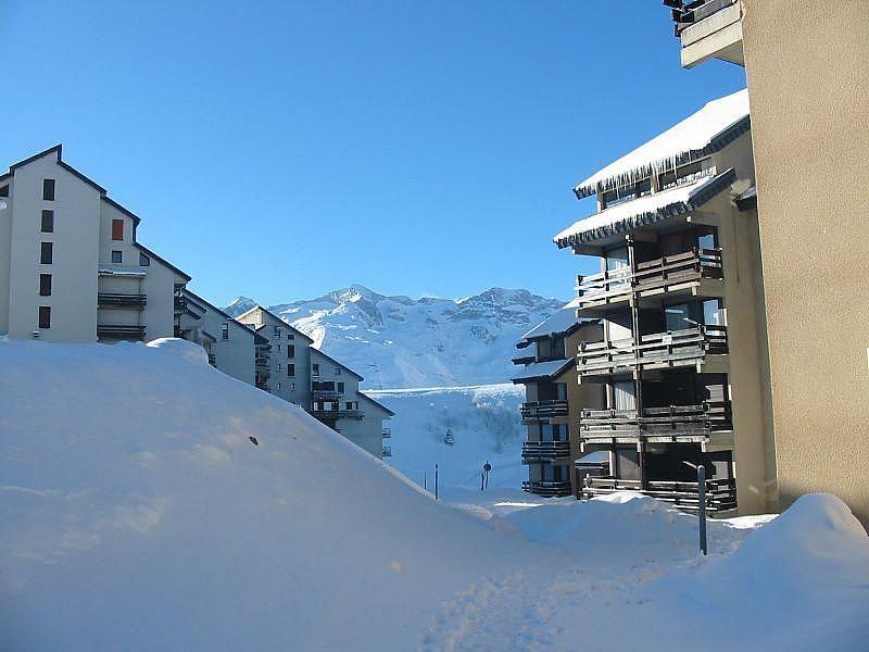 Vistas exteriores del alojamiento - Apartamento en alquiler de temporada en Bagnères-de-Luchon - 271363345