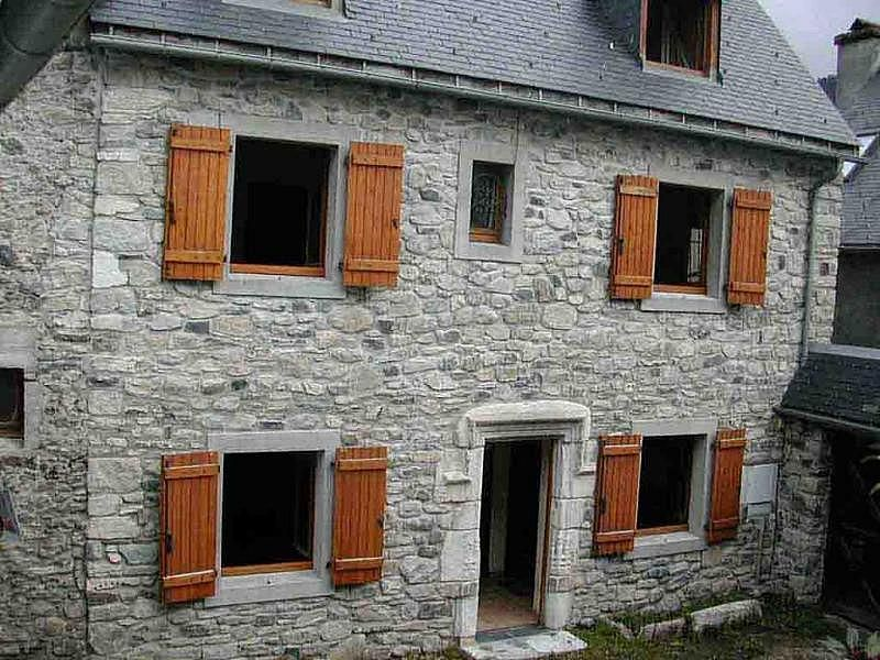 Vistas exteriores del alojamiento - Apartamento en alquiler de temporada en Saint-Lary-Soulan - 301039047