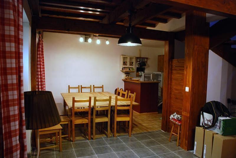 Cocina americana - Apartamento en alquiler de temporada en Saint-Lary-Soulan - 301039050