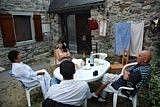 Patio - Apartamento en alquiler de temporada en Saint-Lary-Soulan - 301039074