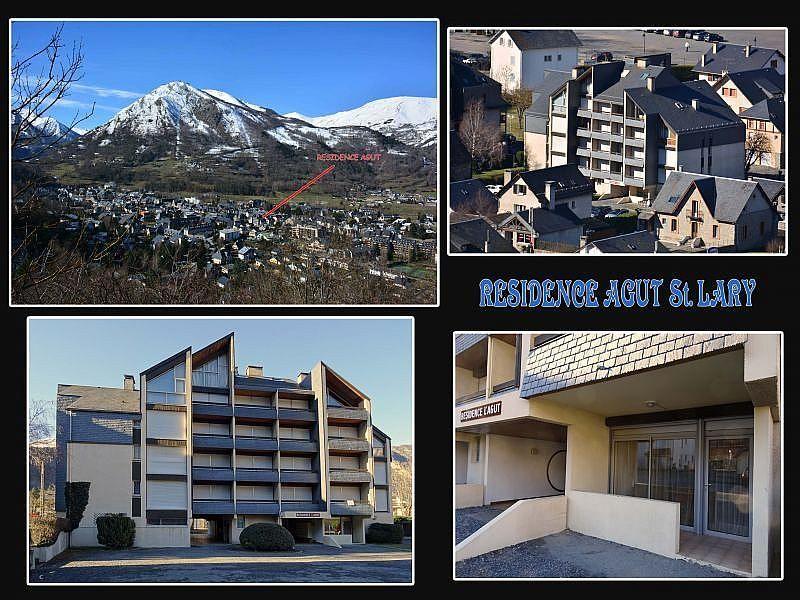 Vistas exteriores del alojamiento - Apartamento en alquiler de temporada en Saint-Lary-Soulan - 266240733