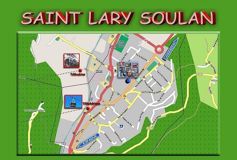 Apartamento en alquiler de temporada en Saint-Lary-Soulan - 397669909