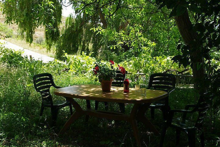 Jardín - Casa rural en alquiler de temporada en Granada - 376359810