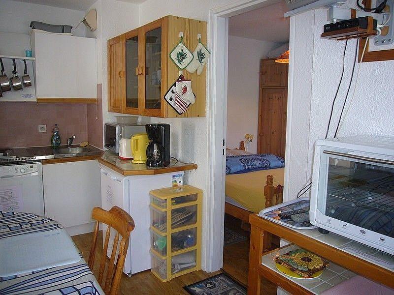 Sala de estar - Apartamento en alquiler de temporada en Bagnères-de-Luchon - 259045352