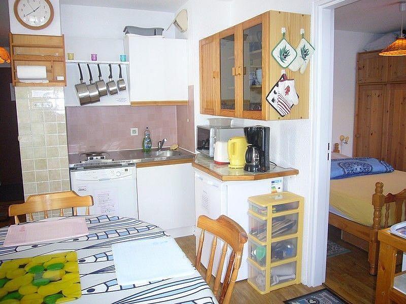 Sala de estar - Apartamento en alquiler de temporada en Bagnères-de-Luchon - 259045355