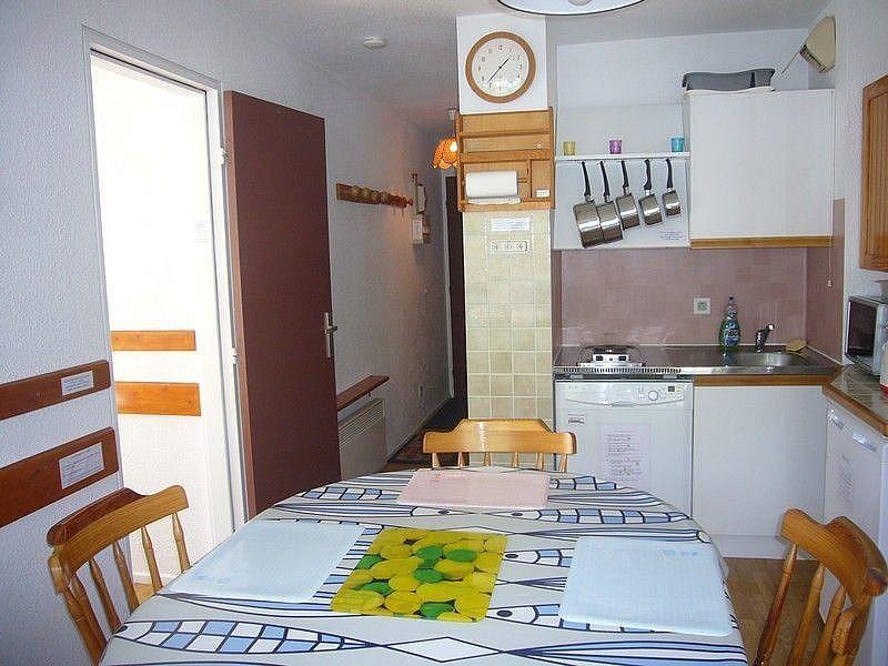 Sala de estar - Apartamento en alquiler de temporada en Bagnères-de-Luchon - 259045358