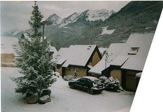 Vistas desde el alojamiento - Apartamento en alquiler de temporada en Cauterets - 259045433