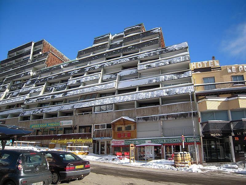 Vistas exteriores del alojamiento - Apartamento en alquiler de temporada en La Mongie - 380073996