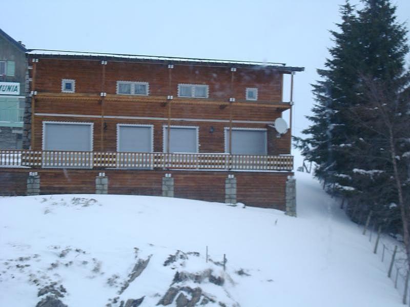 Vistas desde el alojamiento - Apartamento en alquiler de temporada en La Mongie - 380073999