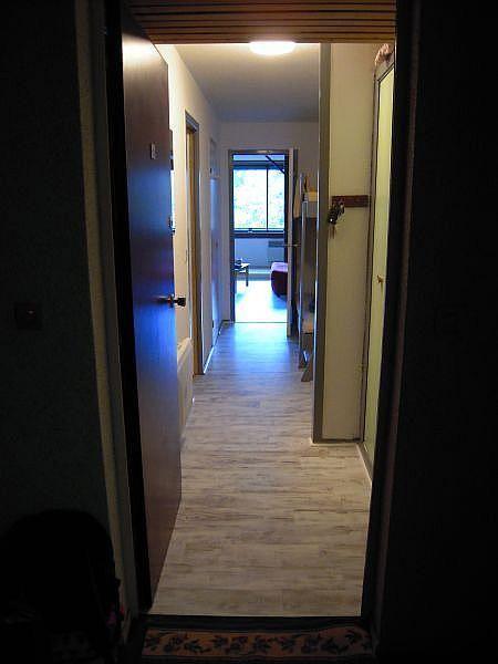 Entrada - Apartamento en alquiler de temporada en La Mongie - 380074002