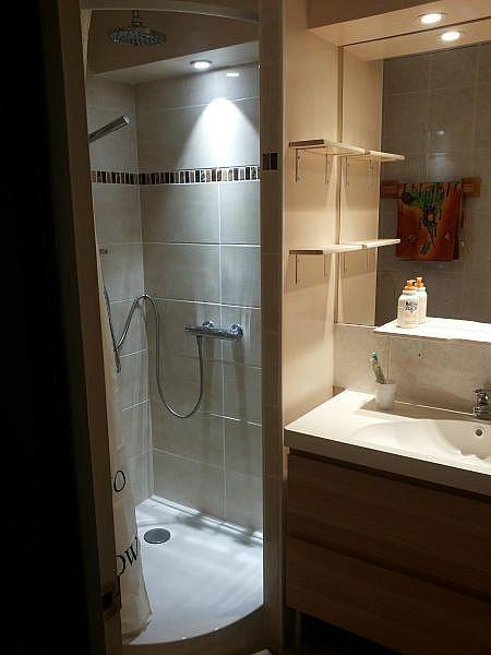 Aseo - Apartamento en alquiler de temporada en La Mongie - 380074014