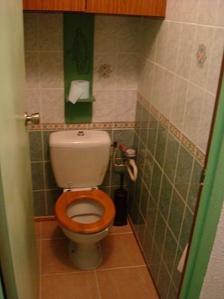 WC separado - Apartamento en alquiler de temporada en La Mongie - 380074020