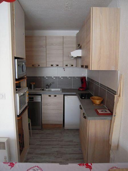 Kitchenette - Apartamento en alquiler de temporada en La Mongie - 380074029