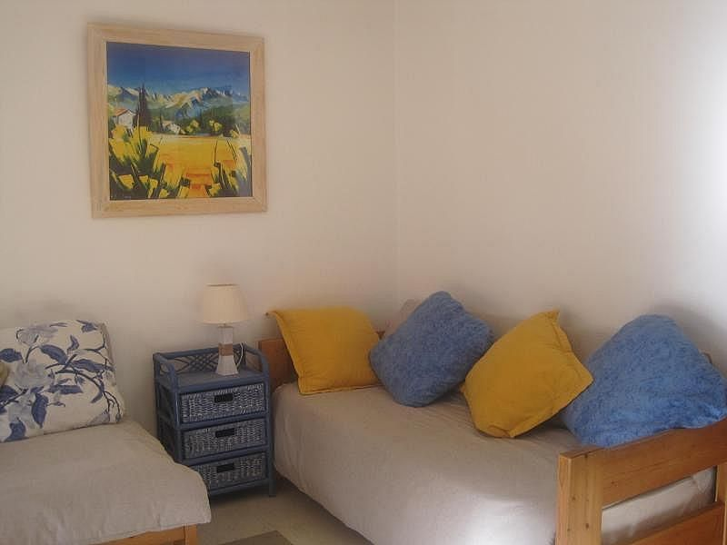 Salón - Apartamento en alquiler de temporada en Saint-Lary-Soulan - 261116251