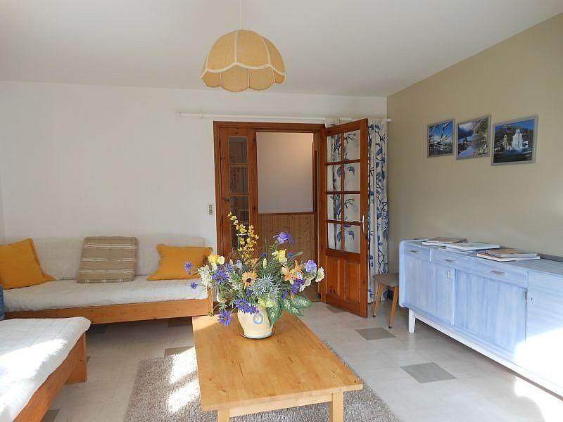 Salón - Apartamento en alquiler de temporada en Saint-Lary-Soulan - 261116254