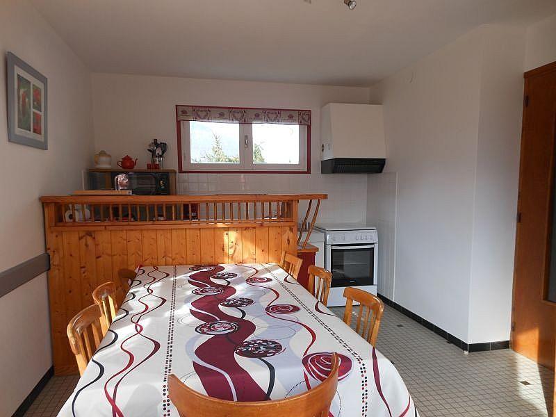 Cocina independiente - Apartamento en alquiler de temporada en Saint-Lary-Soulan - 261116266