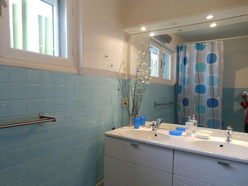 Cuarto de baño - Apartamento en alquiler de temporada en Saint-Lary-Soulan - 261116284
