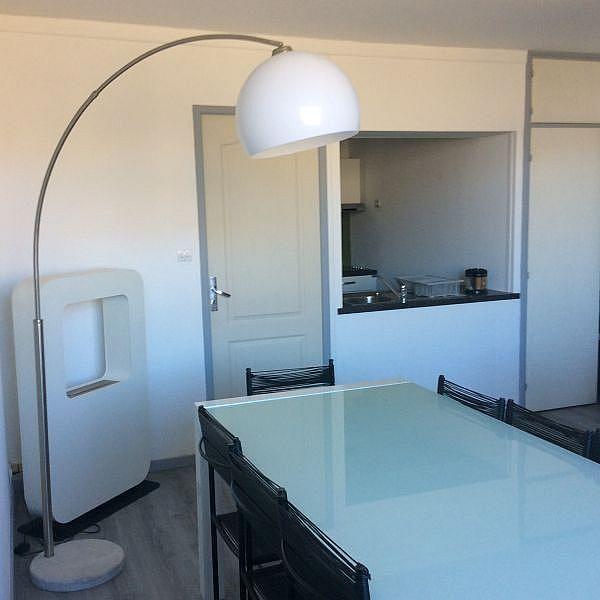 Sala de estar - Apartamento en alquiler de temporada en Saint-Lary-Soulan - 338980122
