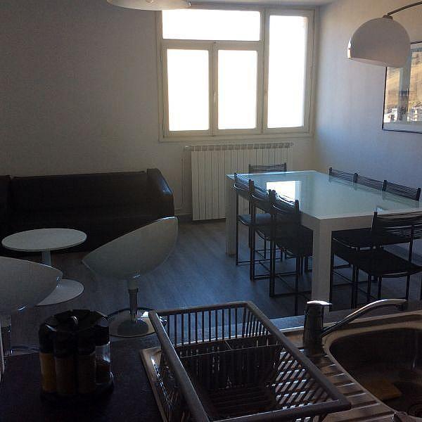 Sala de estar - Apartamento en alquiler de temporada en Saint-Lary-Soulan - 338980128