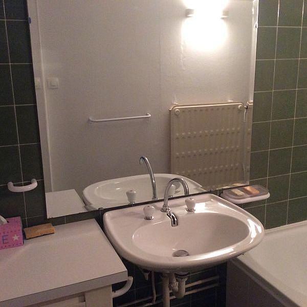 Cuarto de baño - Apartamento en alquiler de temporada en Saint-Lary-Soulan - 338980149