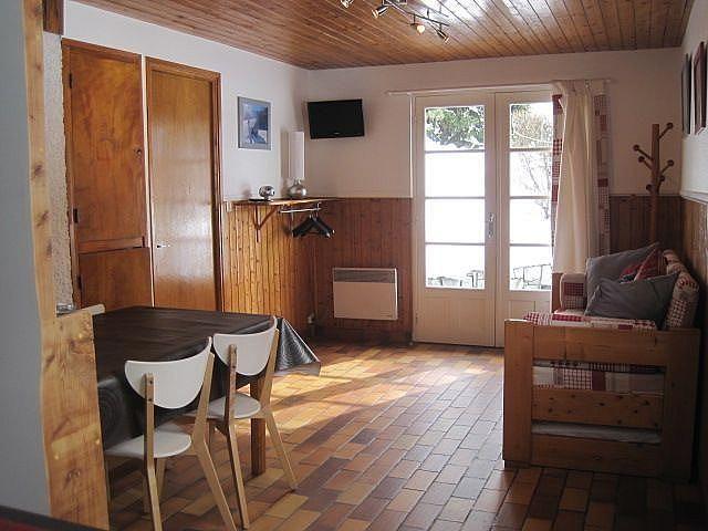 Sala de estar - Apartamento en alquiler de temporada en Saint-Lary-Soulan - 261116893