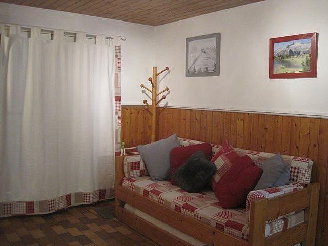 Sala de estar - Apartamento en alquiler de temporada en Saint-Lary-Soulan - 261116899
