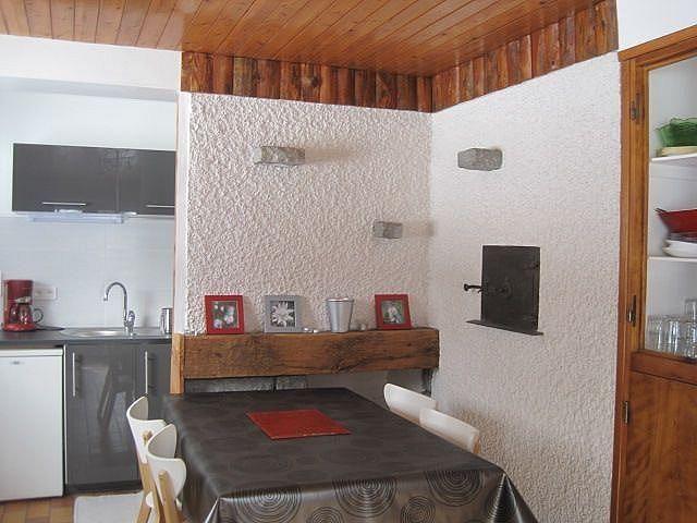 Sala de estar - Apartamento en alquiler de temporada en Saint-Lary-Soulan - 261116902