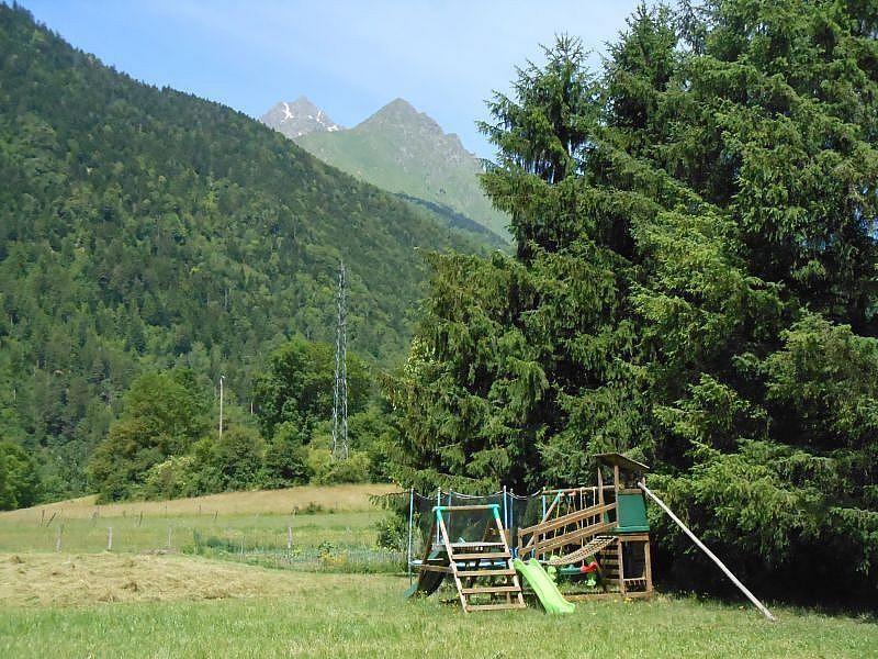 Jardín - Apartamento en alquiler de temporada en Saint-Lary-Soulan - 295492187