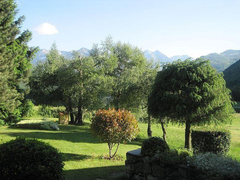 Jardín - Apartamento en alquiler de temporada en Saint-Lary-Soulan - 389473222