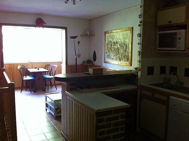 Cocina americana - Apartamento en alquiler de temporada en Barèges - 268925842