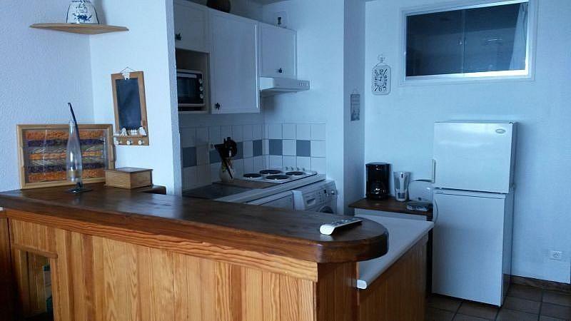 Cocina americana - Apartamento en alquiler de temporada en Barèges - 268925848