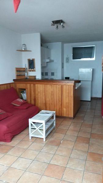 Salón - Apartamento en alquiler de temporada en Barèges - 268925854