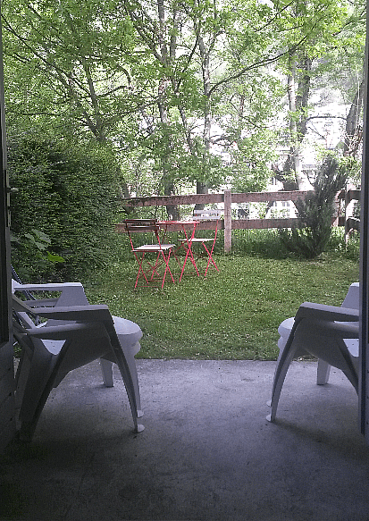 Jardín - Apartamento en alquiler de temporada en Barèges - 268925875