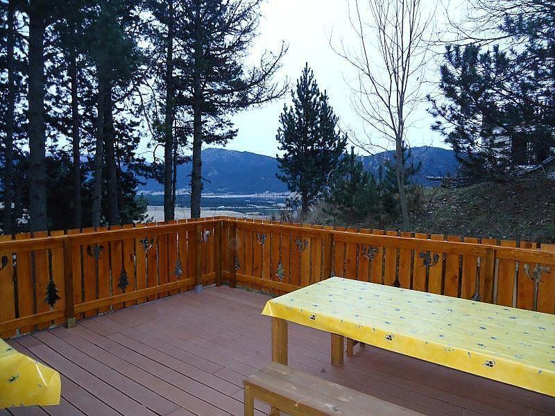 Vistas desde la terraza - Casa en alquiler de temporada en Les Angles - 259047380