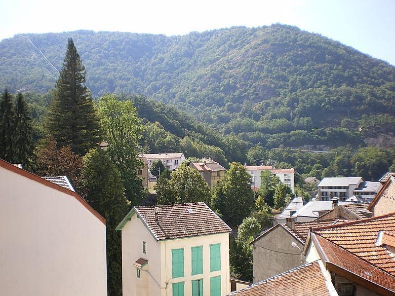 Vistas desde el balcón - Apartamento en alquiler de temporada en Ax-les-Thermes - 259047521